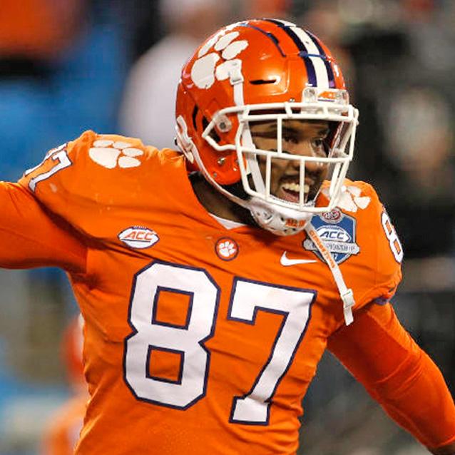 D.J. Greenlee<strong>Former Clemson Linebacker</strong>