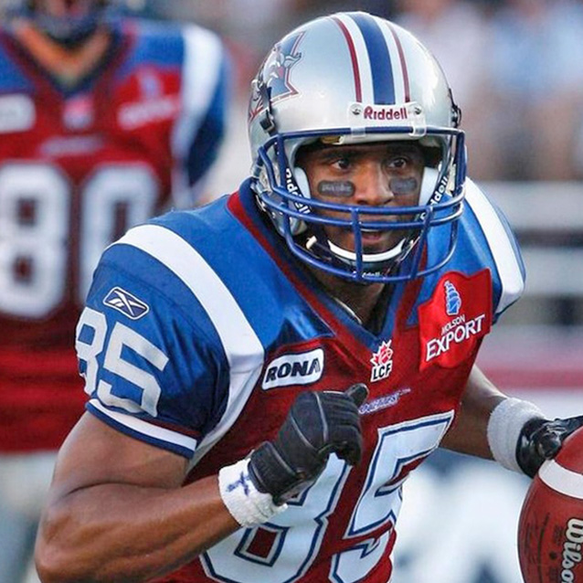 Brian Bratton<strong>Former CFL Receiver</strong>