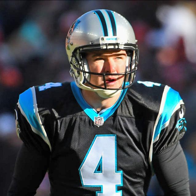 Chandler Catanzaro<strong>NFL Kicker</strong>