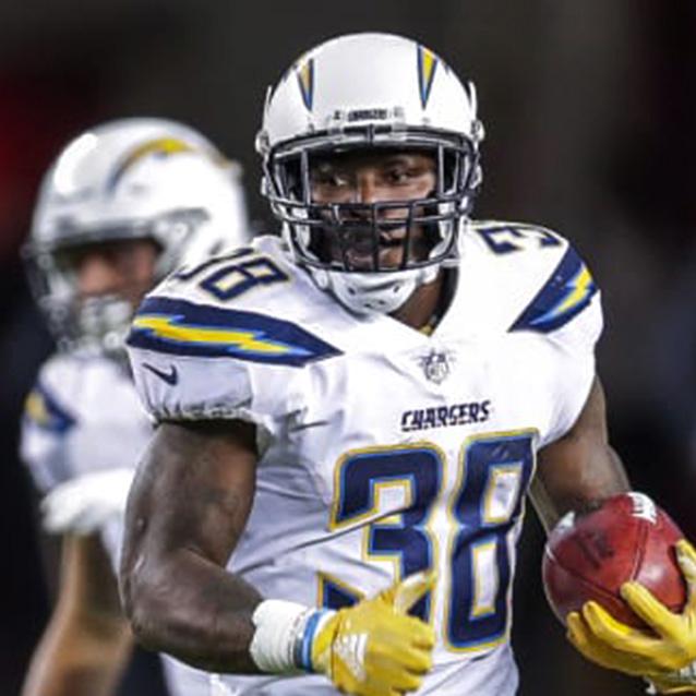 Detrez Newsome<strong>NFL Running Back</strong>