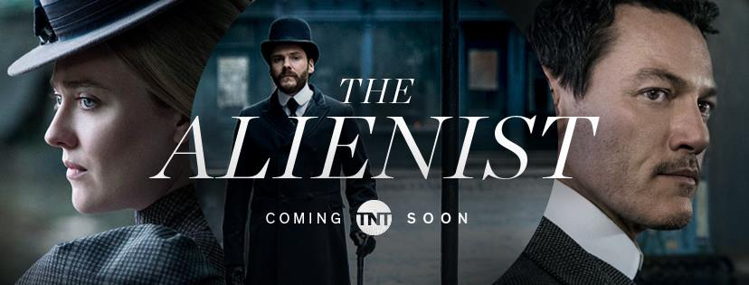 "5-PART branded documentary series PROMOTING TNT'S ""THE ALIENIST""- DIRECTED & PRODUCED BY GREG OLLIVER for cnn/tnt"