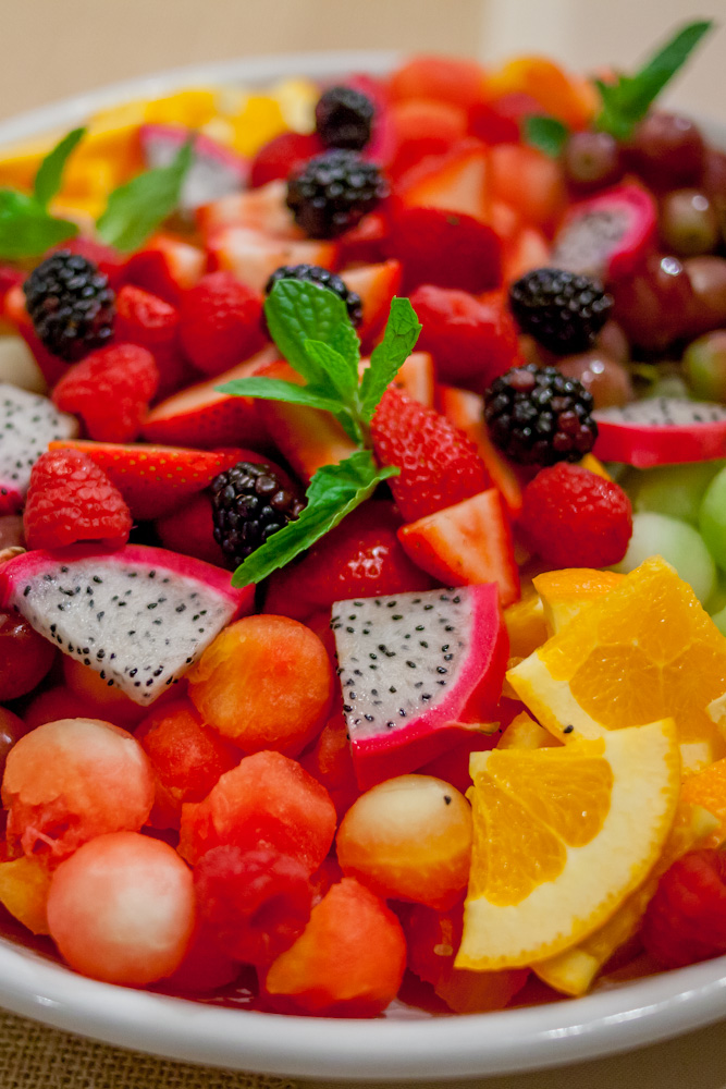 fruit platter VEGG Catering