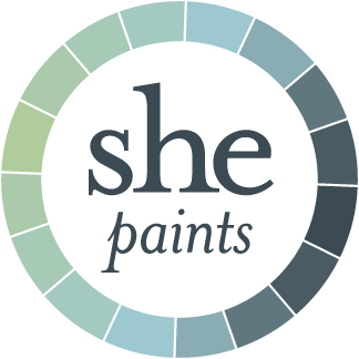 She Paints