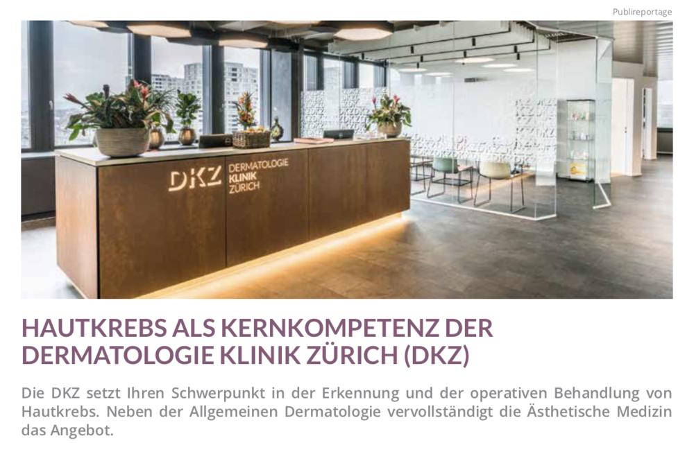 Dermatologie Klinik Zürich - Tagblatt