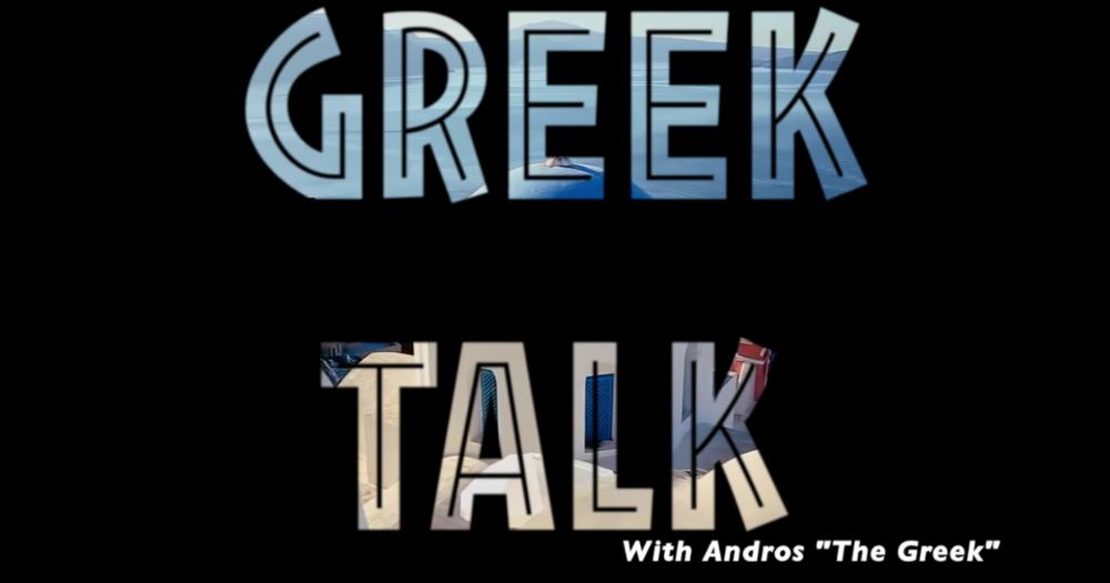 Greek Talk - This is