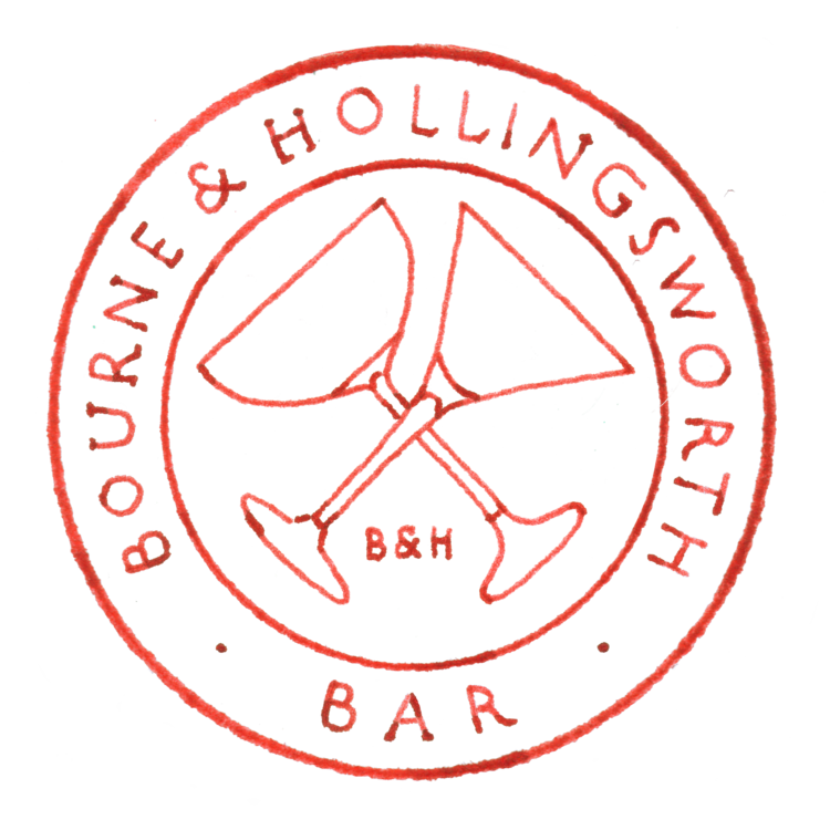 Bourne & Hollingsworth Bar