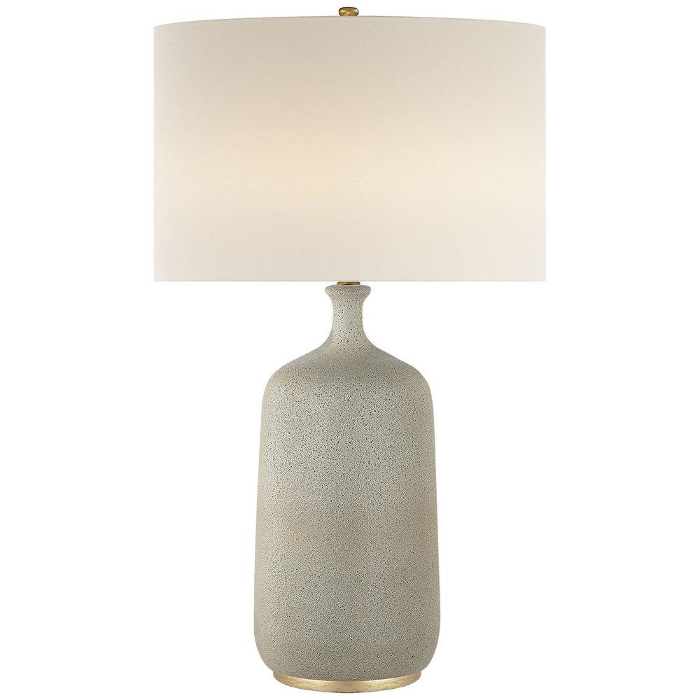 Visual Comfort Volcanic Ivory Table Lamp, Visual Comfort Summit, NJ AERIN,  AERIN HOME
