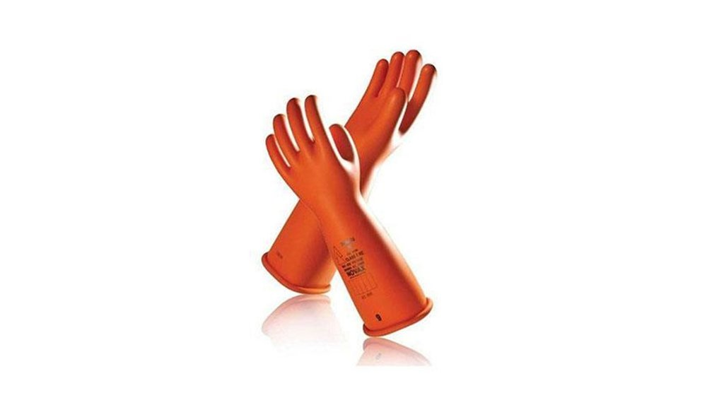 Copy of Copy of Rubber Insulated Gloves