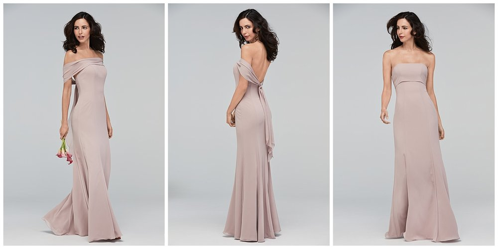 watters fall 2017 bridesmaid april dress
