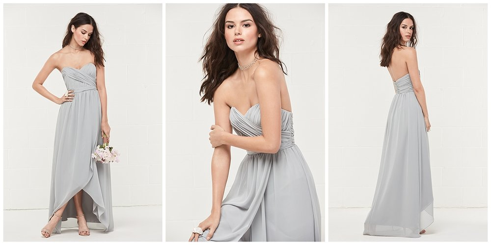 wtoo bridesmaid style 401 fall 2017 collection