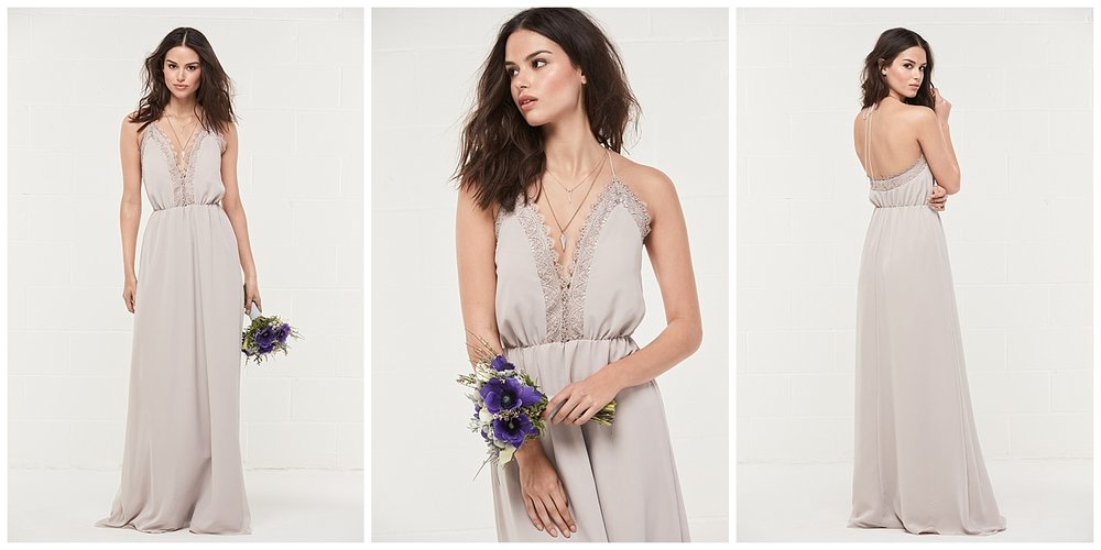 wtoo style 406 watters fall 2017 bridesmaid collection