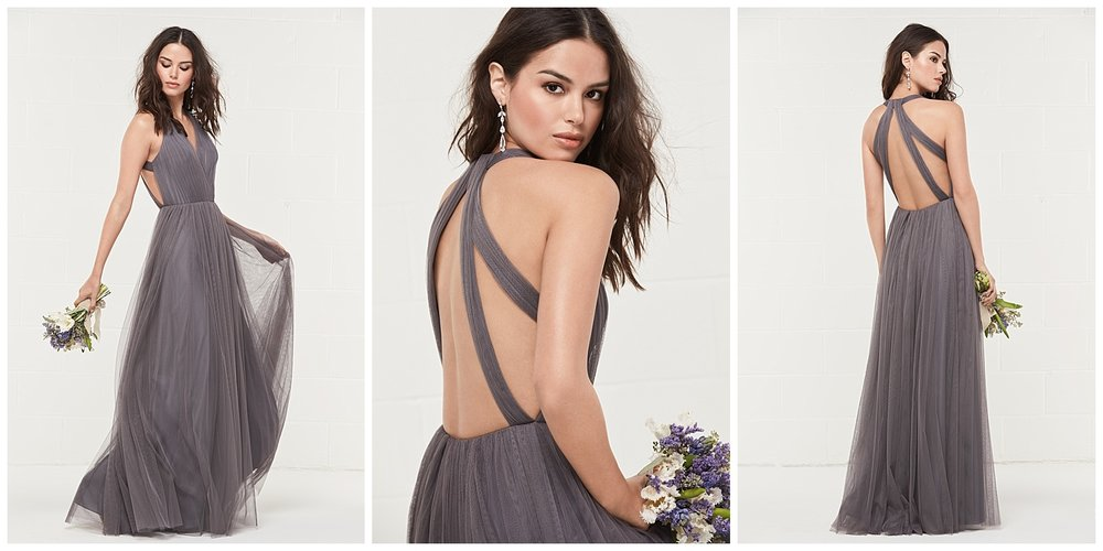 wtoo style 444 fall 2017 watters bridesmaid collection