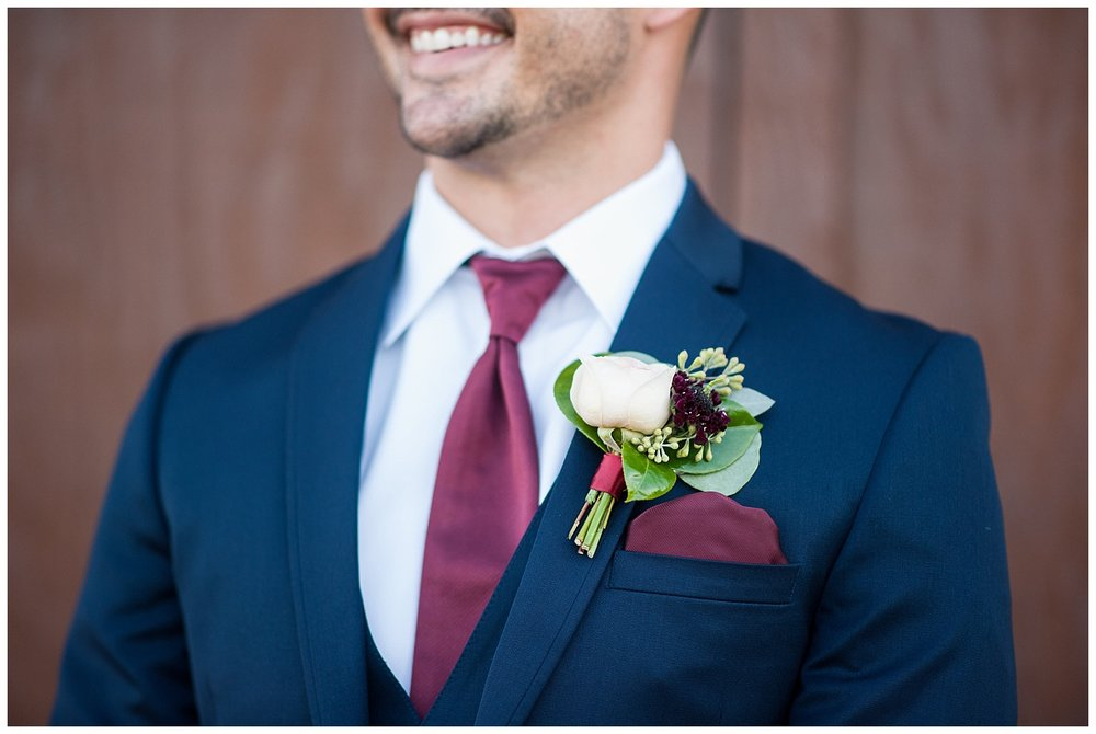 jen vasquez photography blue ultra fitted groom suit