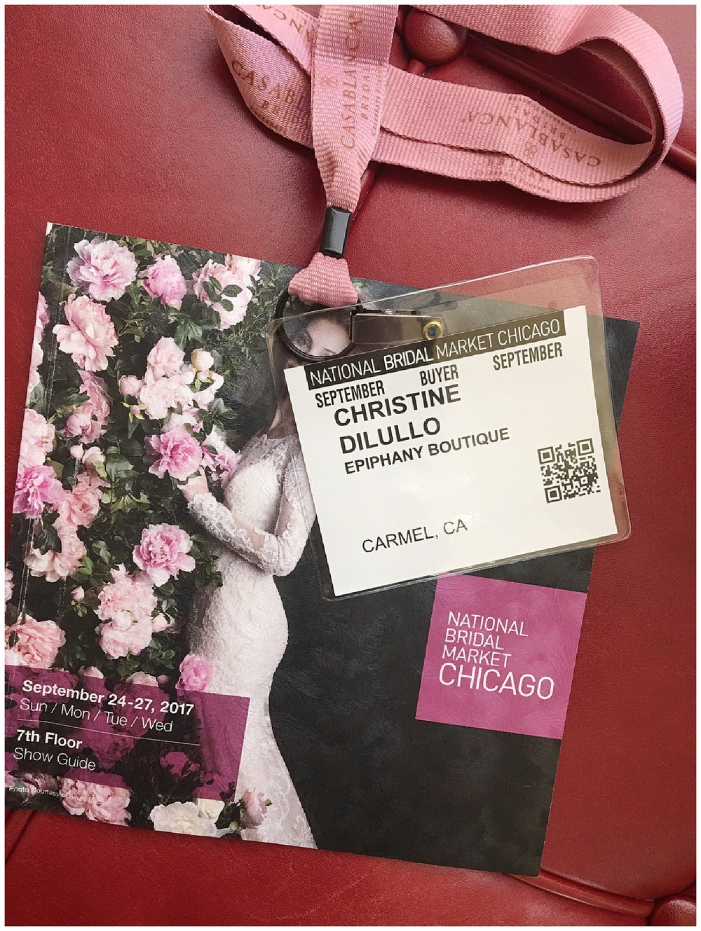 chicago national bridal market september 2017