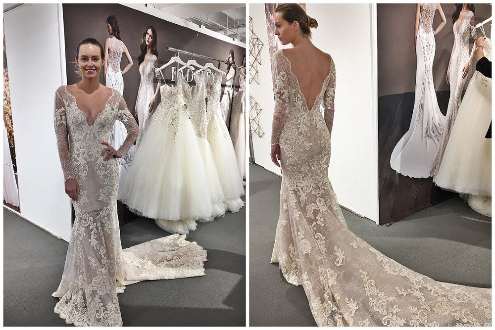 Badgley Mischka - need we say more? Love, love this collection!