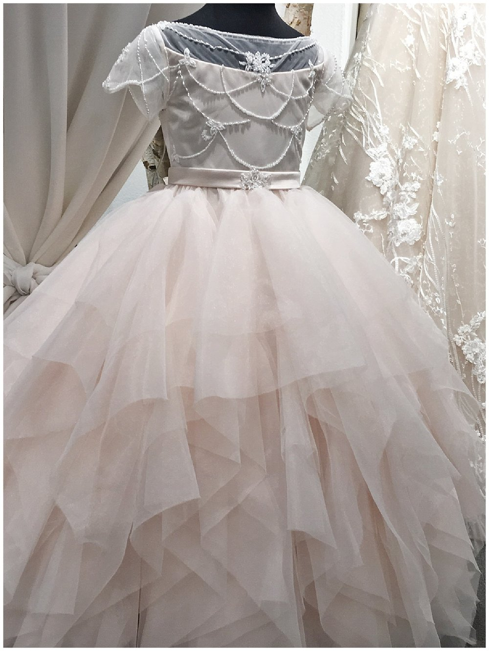 If you haven't been to Epiphany in a while, you are in for a treat! We expanded our flowergirl and communion dress section! Many sizes, styles and colors, that are available right off the rack.