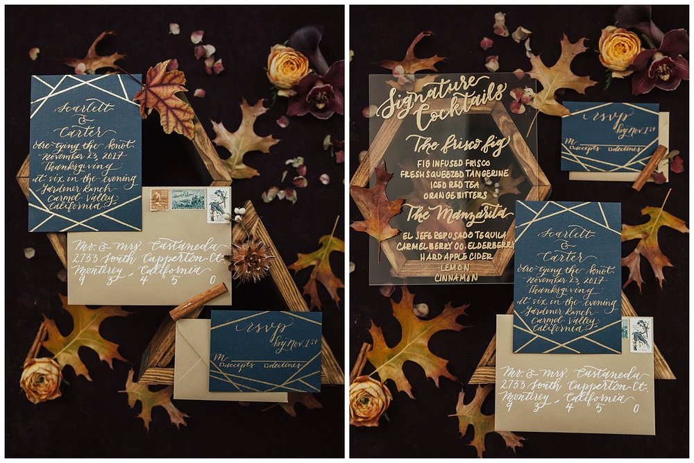 carol oliva photography calligraphy invitations