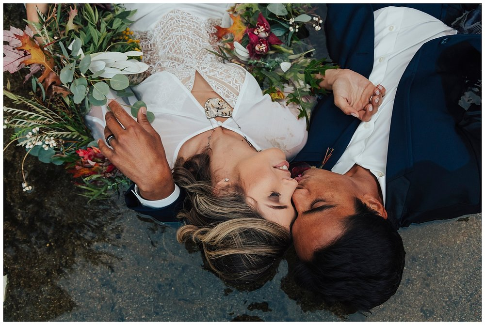 carol oliva photography boho epiphany bride and groom