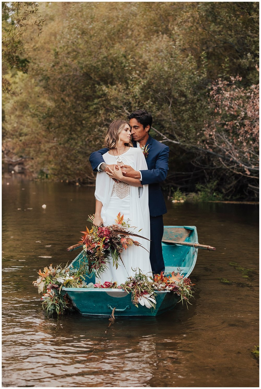 carol oliva photography Carmel river bridal