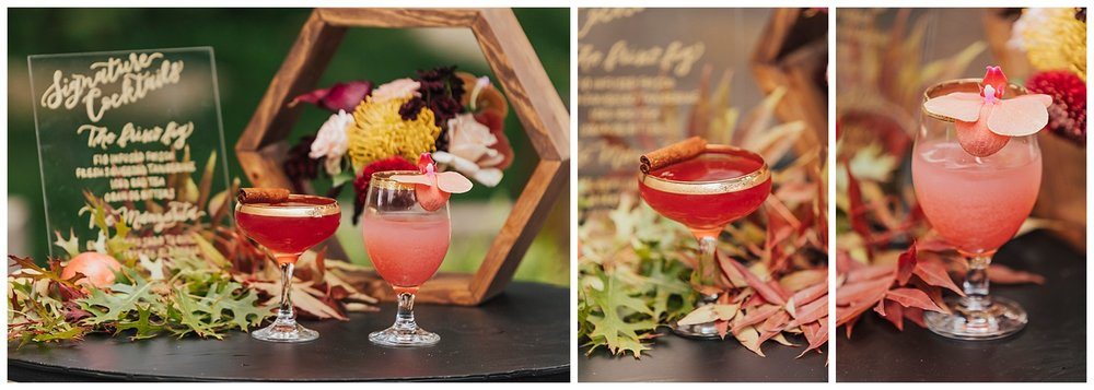 carol oliva photography pour girl bartending wedding