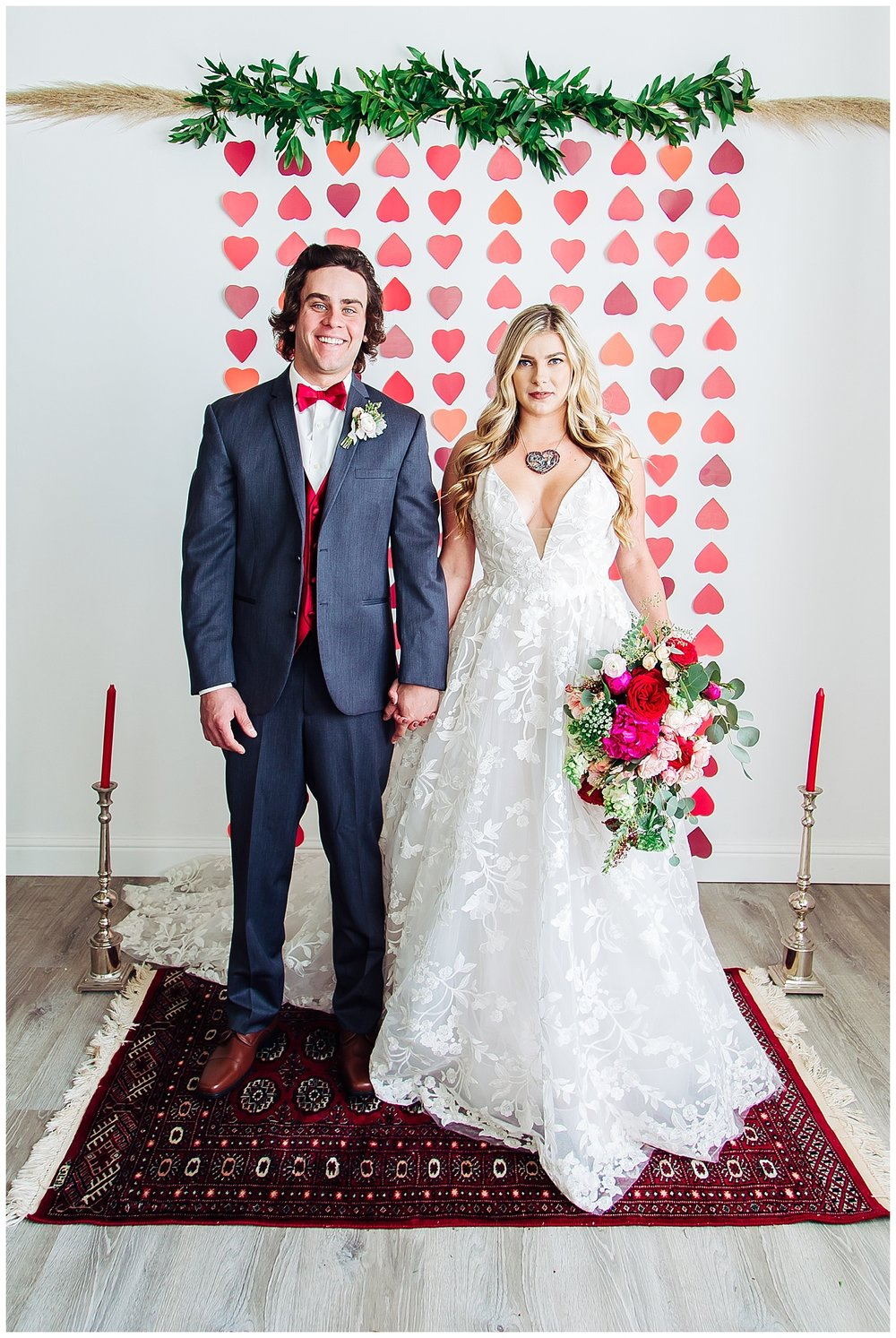 kelley williams photography valentines 2018 wedding