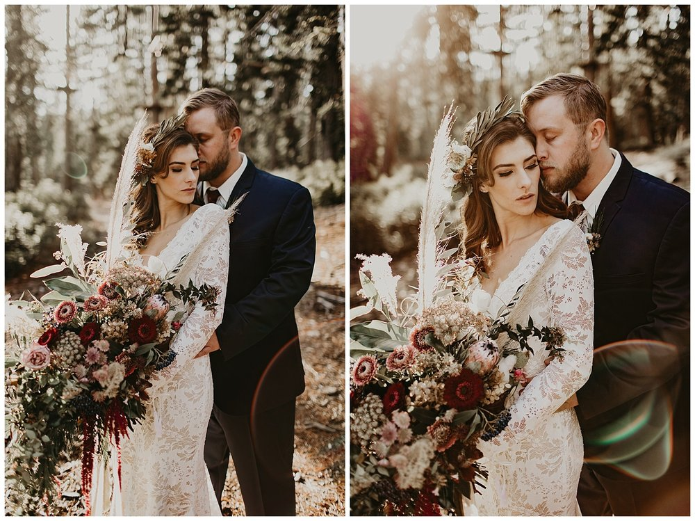 lake-tahoe-winter-wedding-boho-lace-wedding-dress-and-bouquet.jpg