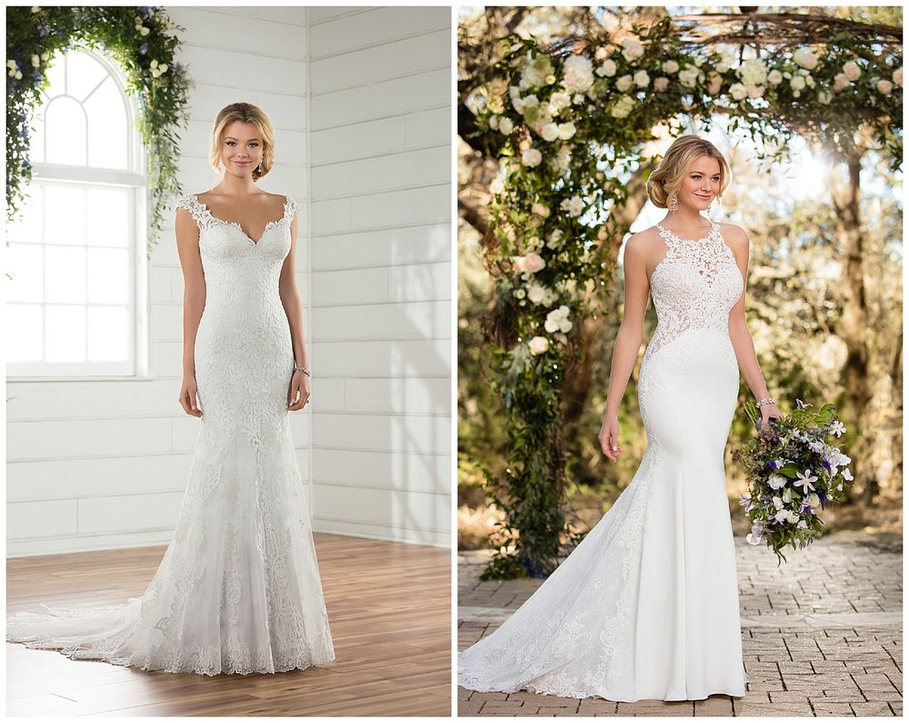 Gowns from our Essense of Australia Collection