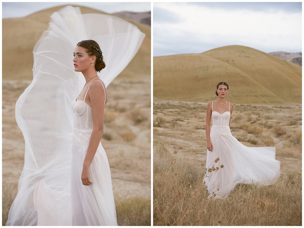 ANDERSON GOWN BY WILLOWBY