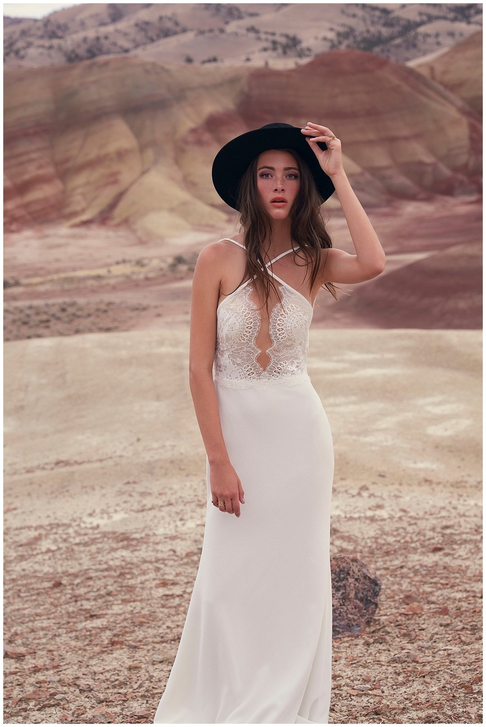 ESPINOSA GOWN BY WILLOWBY