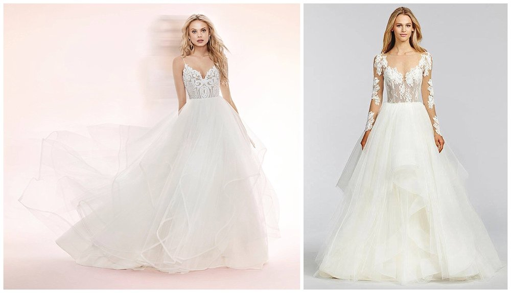BLUSH BY HAYLEY PAIGE GOWNS ARE ALL 50% OFF!