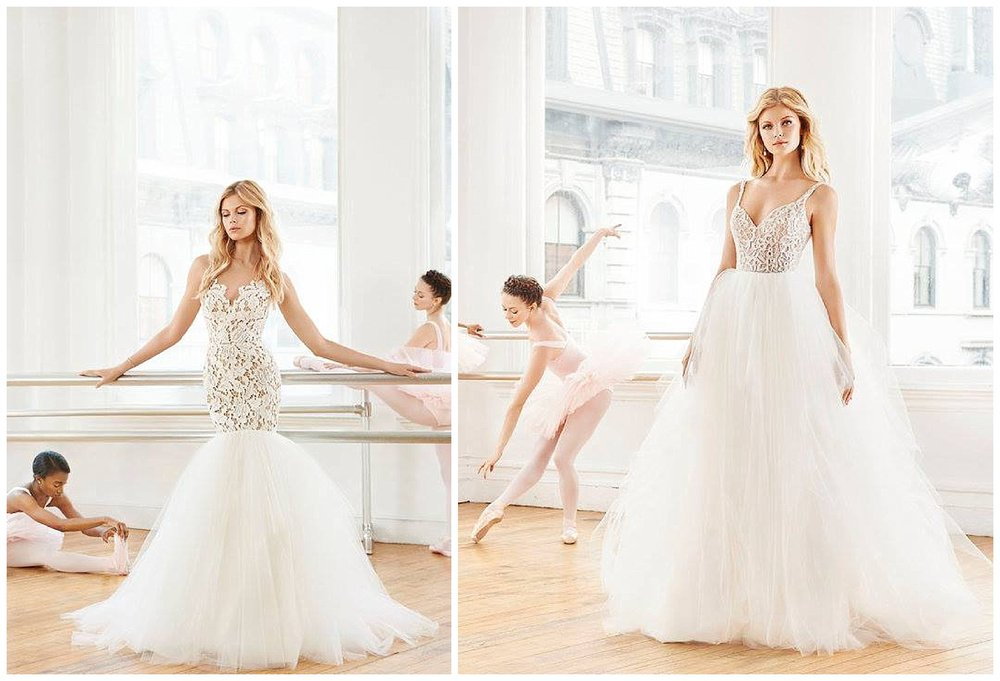 ALL BLUSH BY HAYLEY PAIGE BRIDAL GOWNS ARE 50% OFF!