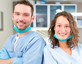 Meet Dr. John and Dr. Leah Massoud at Willow Glen Family Dentistry.