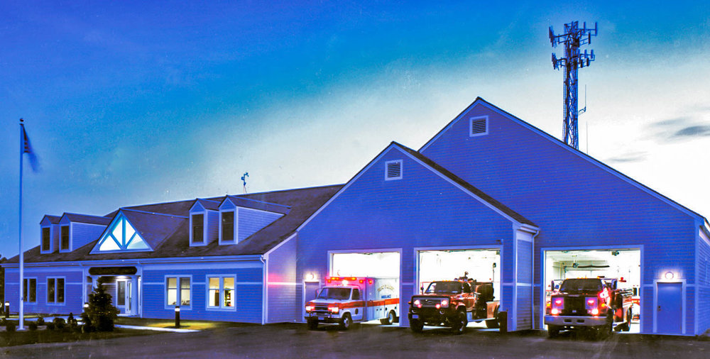 Truro Police/Fire/Rescue Facility