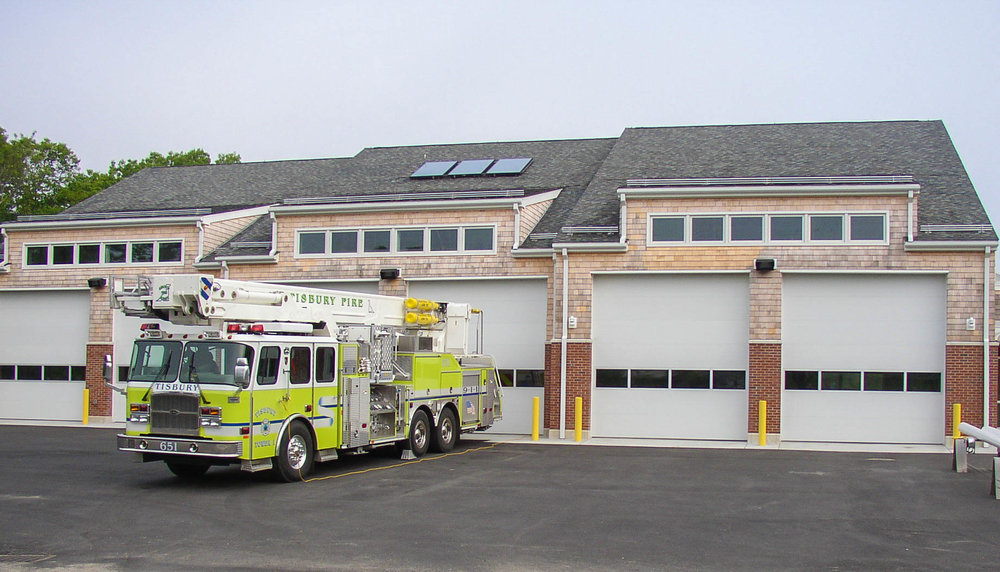 Tisbury Emergency Services Facility