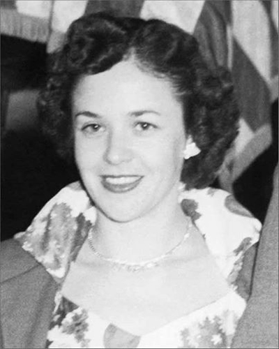 1950 Nancy Hughes