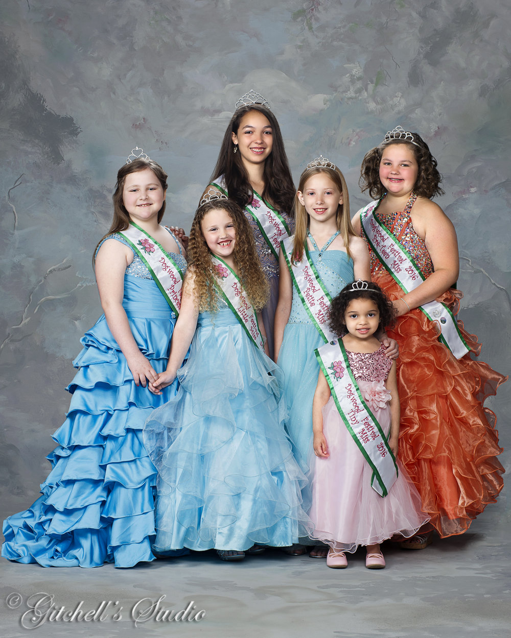 2016 Dogwood Junior Court