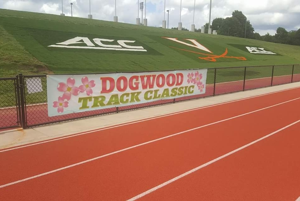 Dogwood Track Classic - May 4 & 5, 2018