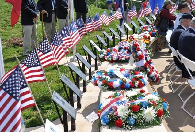 Dogwood Vietnam Memorial Rededication - April 26, 2019 at 11:00am
