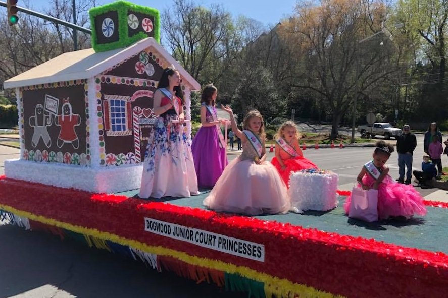 DOGWOOD PARADE - April 27, 2019
