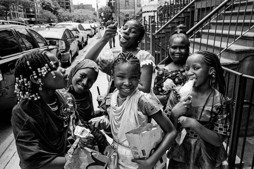 Sunday Best in Harlem & Brooklyn - Andre spent a couple of Sundays roaming the streets in Brooklyn and Harlem searching for finely dresses churchgoers.August 19, 2017