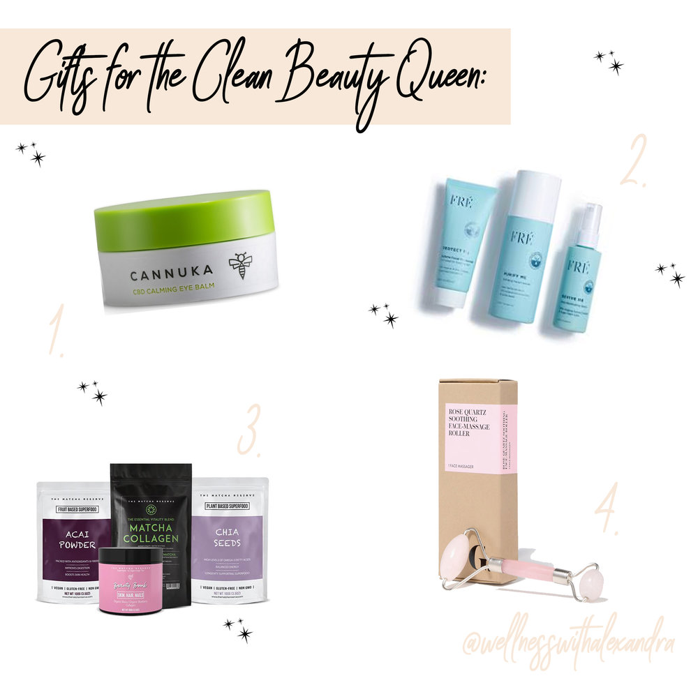 GiftsForTheCleanBeautyQueen