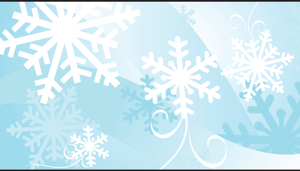 Winter Wonderland Showcase Sign up Sheet -