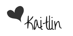 Love Kaitlin - That Cozy Life
