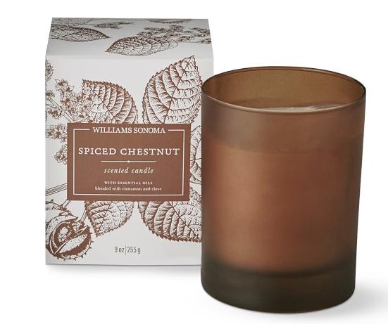 Williams Sonoma Spiced Chestnut