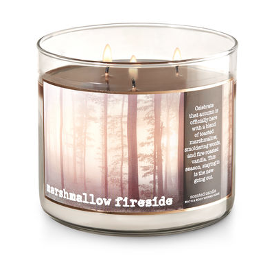 Bath & Body Works Marshmallow Fireside