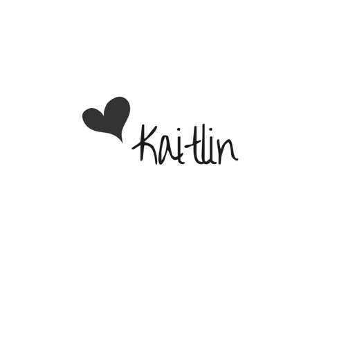 Love, Kaitlin - That Cozy Life