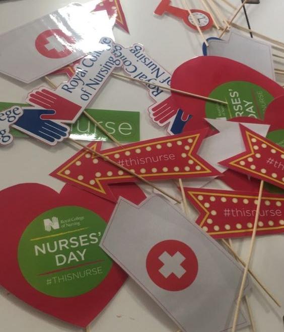 Happy Nurses' Day 2018