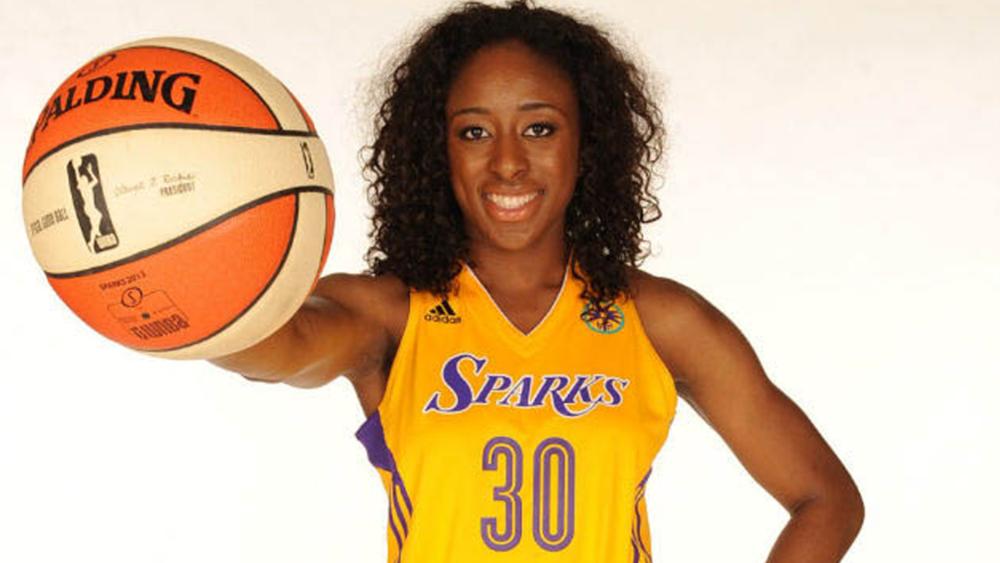 Nneka Ogwumike - who won MVP in 2016