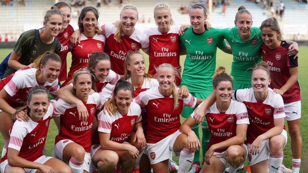 Image Credit- Arsenal Women