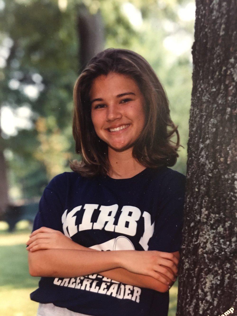 Ms. Baier's 9th Grade Photo